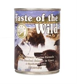 Taste Of The Wild Pacific Stream Canine Salmon In Gravy 390g