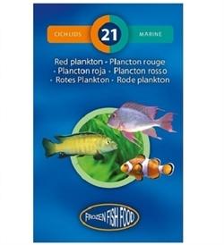 3F Frozen Red Plankton Fishfood 95g