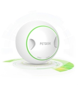 Petgeek Automatic Rolling Treat Ball 380ml