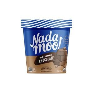 Nada Moo Icecream Dutch Choco Original 16oz
