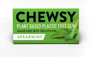 Chewsy Gum Spearmint 15g