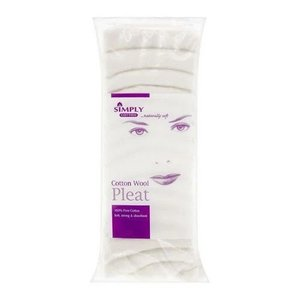 Simply Cosmetic Cotton Pleat 130g