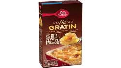 Betty Crocker Gratin Sliced Potato 133g