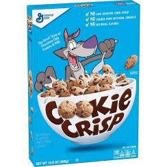 General Mills Cereal Cookie Crisp 10.6oz