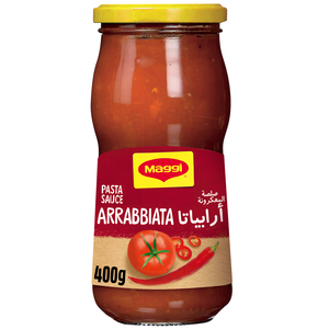 Maggi Arrabiata Sauce Jar 400g