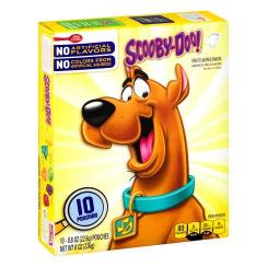Scooby Doo Fruit Snacks Assorted 226g