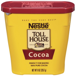 Toll House Baking House Cocoa Powder 8oz