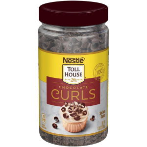 Toll House Chocolate Baking Curls 3.75oz