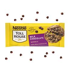 Toll House Milk Chocolate Baking Morsel Sleeve 11.5oz