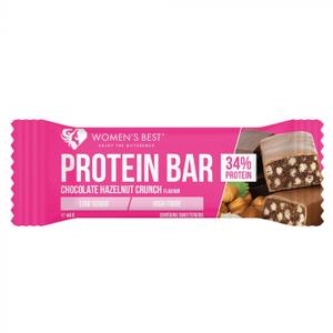 Womens Best Protein Bar Chocolate Hazelnut Crunch 44g