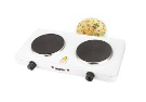 Geepas Double Hot Plate 2000W Ghp32014 1pc