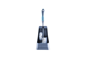 Royal Ford Toilet Brush/Green/Grey Rf2372 1pc