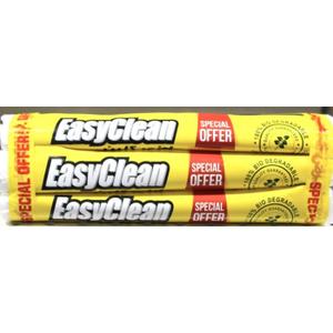 Easy Clean Garbage Bag 79 Gallons Flat(120X140Cm) X 20Pcs 20pcs