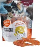 Duvo Plus Chicken Tender Dog Treats 400g