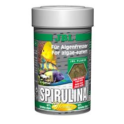 Jbl Spirulina Food For Algae Eating Fish 40g