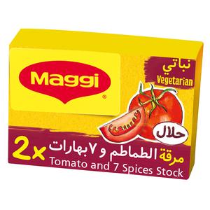 Maggi Tomato & 7 Spices Stock 20g