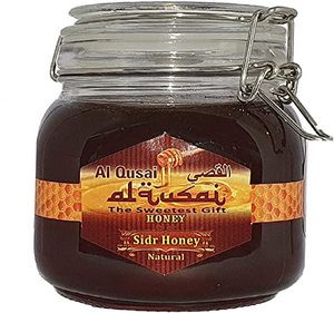 Union Sidr Honey Squeeze 400g
