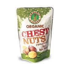 Number 8 Organic Chestnuts 100g