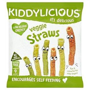 Kiddylicious Veggie Straws 12g