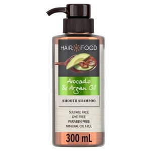 Hair Foods Avocado & Argan Oil Shampoo 300ml