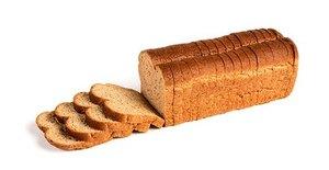 Bakemart Bread Crusty Brown 400g