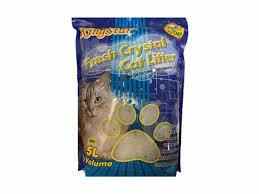 King Star Crystal Cat Litter 1pc