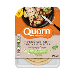 Quorn Deli Chicken 170g