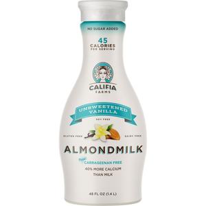 Califia Farms Unsweetened Almond Mlk 1.4l