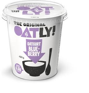 Oatly Oatgurt Blueberry 400ml