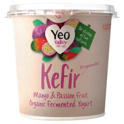 Yeo Valley Yeo Kefir Mango & Passion Fruit 350g