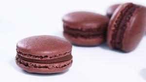 Mrs. Crimbles Large Chocolate Macaroons 240g
