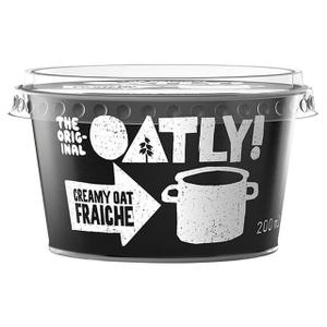 Oatly Creamy Oats Fraiche 200ml