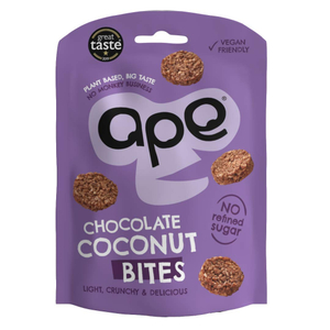 Ape Crunchy Coconut Bites Chocolate 26g