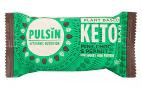 Pulsin Choc Mint & Peanut Keto Bar 50g