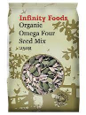 Infinity Foods Omega Four Seed Mix 500g
