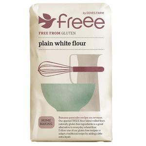 Doves Farm Gluten-Free Plain White Flour 1kg