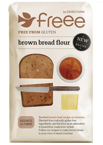 Doves Farm Gluten-Free Brown Bread Flour 1kg