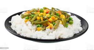 Mr. Organic Green Pea Rice 12x250g