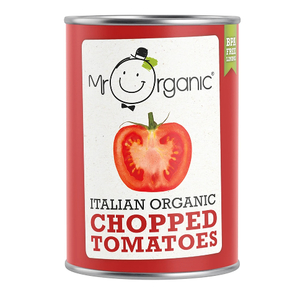 Mr.Organic Organic Italian Chopped Tomatoes 400g
