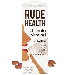 Rude Health Ultimate Pure Almond Drink 1l