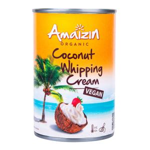 Amaizin Coconut Whipping Cream Large 400ml