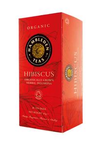 Hambleden Hibiscus Tea Bags 100g