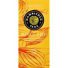 Hambleden Rosehip Tea Bags 100g