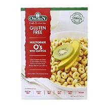 Orgran Multigrain O's With Quinoa 10.5oz