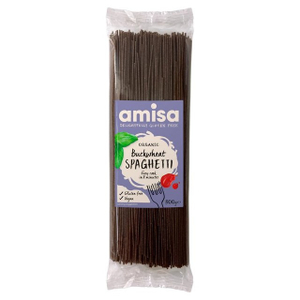 Amisa Organic Buckwheat Spaghetti 500g