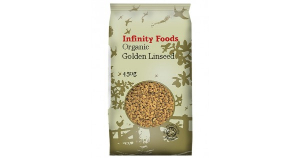 Infinity Foods Linseed Gold 500g