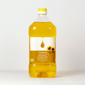 Clearspring Sunflower Oil In Clear Plastic 290g