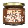 Nutcessity Caromel Cashew Nut Butter 180g