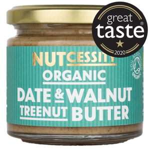 Nutcessity Date & Walnut Nut Butter 180g