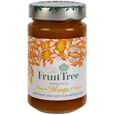The Fruit Tree Mango 100% Fruit Spread 250g